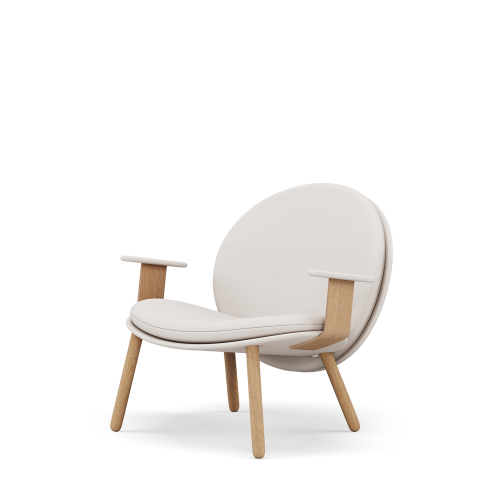 picture of Maha lounge chair, Armrest