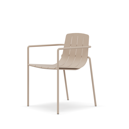 picture of Dasia dining chair, Armrest