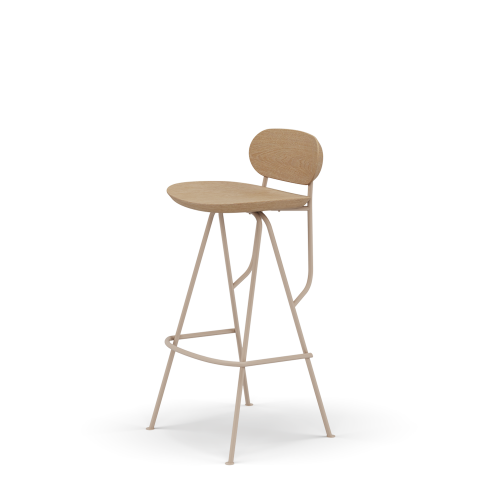 picture of Haga stool, Counter
